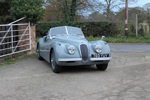 Picture of 1954 Jaguar XK120 Roadster - RHD Matching Numbers For Sale