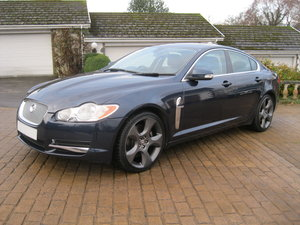 Jaguar XF SV8 4.2 Supercharged Luxury Sports Saloon