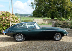 Picture of 1969 Jaguar E Type 4.2 FHC Series 2 LHD to RHD SOLD