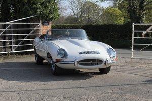 Picture of 1967 Jaguar E-Type Series I 4.2 Roadster UK RHD