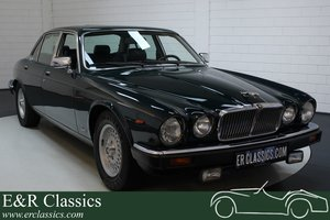 Jaguar XJ12 Series III 1991 British Racing Green