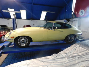 Picture of 1969 JAGUAR E TYPE FIXED HEAD COUPE