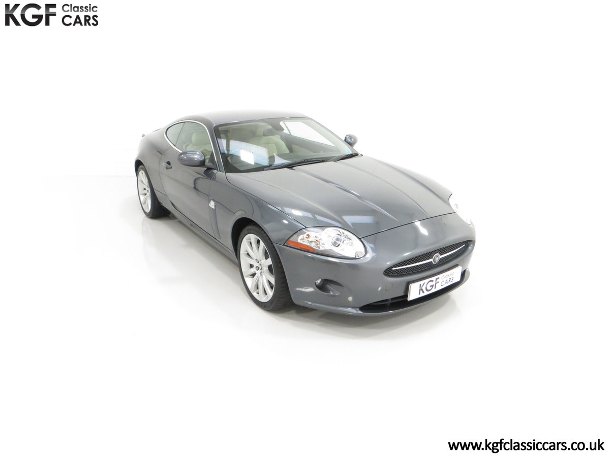 2006 An Impeccably Maintained Jaguar X150 XK 4.2L V8 Coupe SOLD (picture 2 of 24)