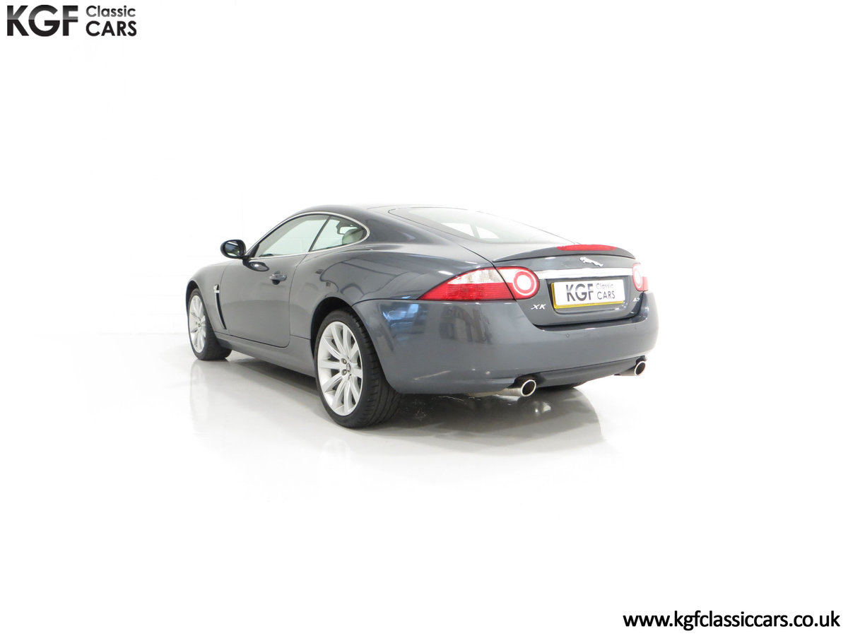 2006 An Impeccably Maintained Jaguar X150 XK 4.2L V8 Coupe SOLD (picture 8 of 24)