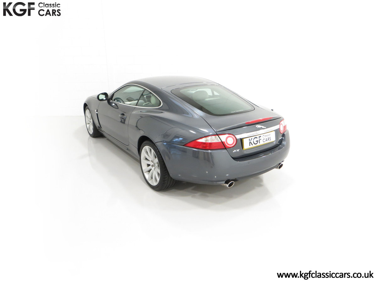2006 An Impeccably Maintained Jaguar X150 XK 4.2L V8 Coupe SOLD (picture 9 of 24)