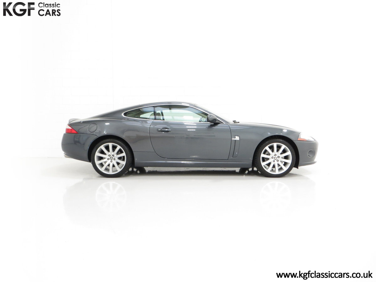 2006 An Impeccably Maintained Jaguar X150 XK 4.2L V8 Coupe SOLD (picture 14 of 24)