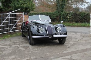 Picture of 1954 Jaguar XK120 SE Roadster, UK RHD Matching Numbers For Sale