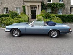 Jaguar xjs convertible 35k fsh