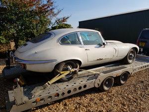 Picture of 1973 V12 for restoration