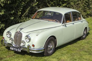Picture of Jaguar MK2 1960 6 cyl. 3.8L For Sale