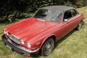 Picture of Jaguar XJ12 Coupé 1975  V12  5.3L For Sale