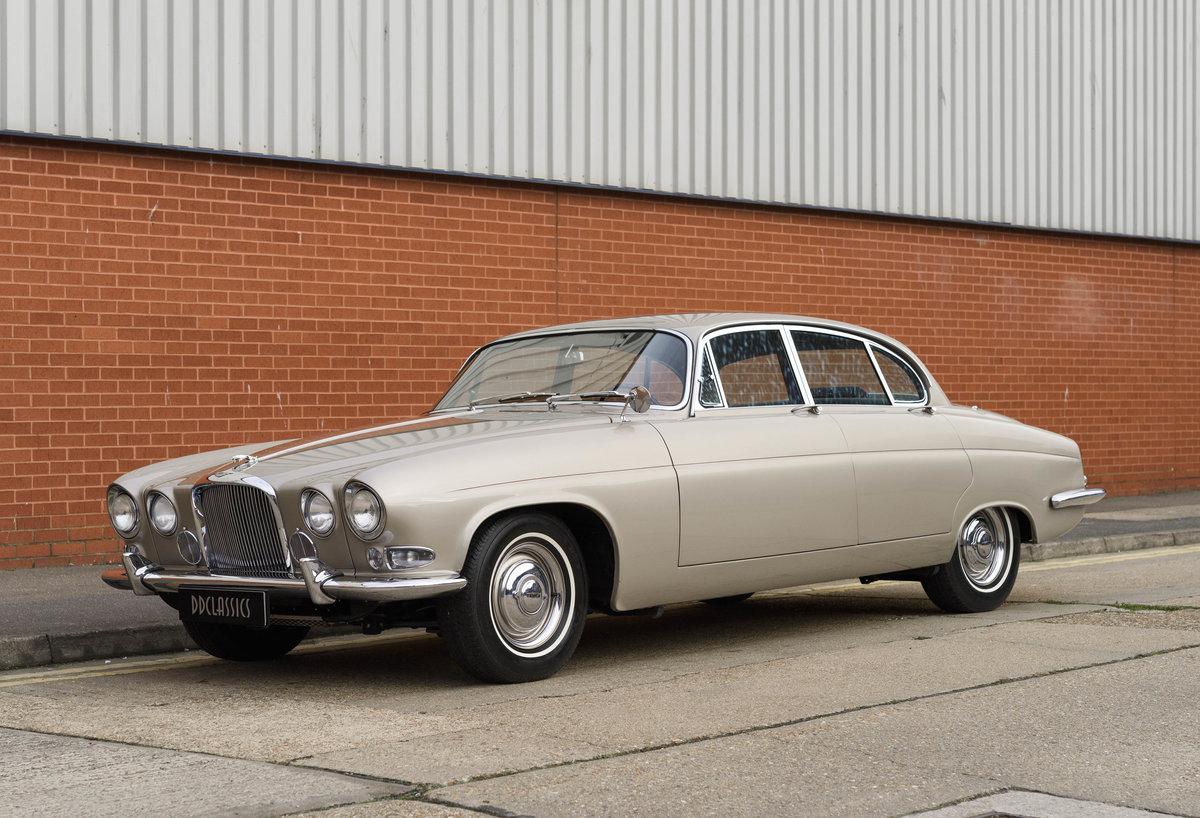 1965 Jaguar Mk X 4.2 (LHD) For Sale | Car And Classic