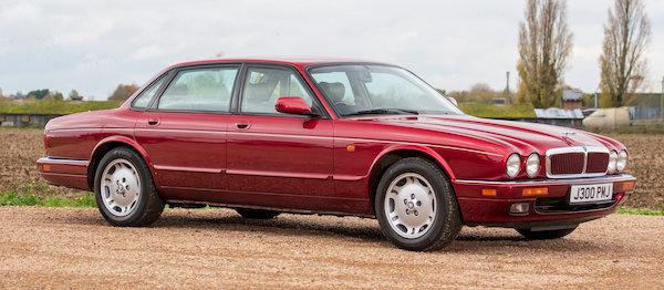 Picture of 1997 Jaguar XJ6 3.2-Litre Sports Saloon For Sale by Auction