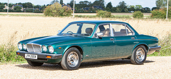 Picture of 1981 Jaguar XJ6 3.4 Saloon For Sale by Auction