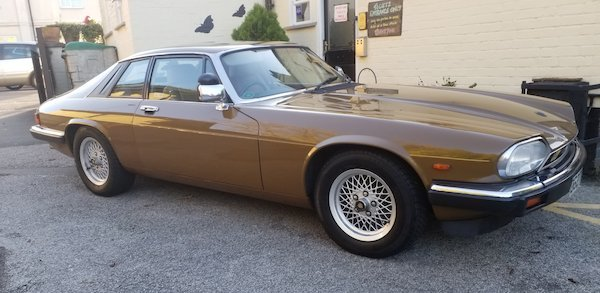 Picture of 1988 Jaguar XJ-S 3.6 Automatic For Sale by Auction