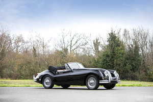 Picture of 1955 Jaguar XK140 Drophead Coup