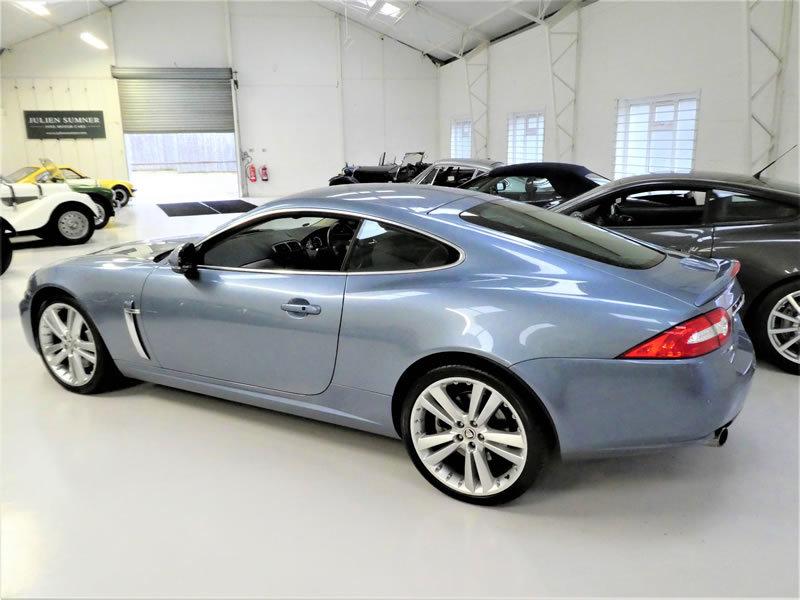 2009 Jaguar XK 5.0 Portfolio For Sale | Car And Classic