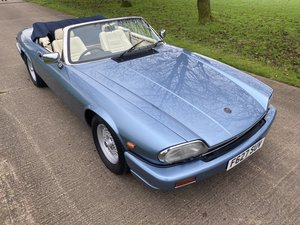 Picture of 1989 Jaguar XJS Convertible V12 HE For Sale