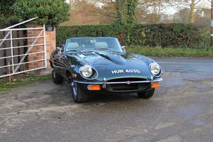 Picture of 1969 Jaguar E-Type Series II 4.2 Roadster, Retrimmed Interior For Sale