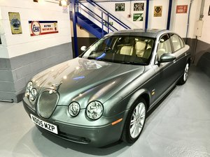 Picture of 2005 Jaguar S-Type 2.7d Sport Auto - Only 34k Pristine Condition For Sale