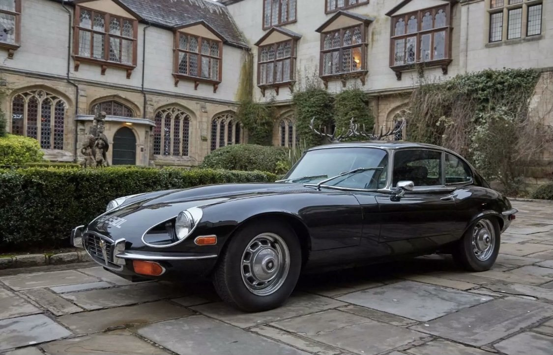 1973 Jaguar EType Matching numbers SOLD (picture 1 of 6)