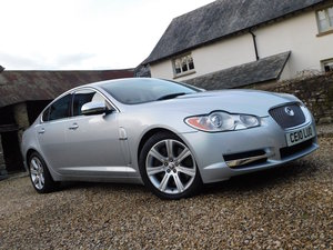 Picture of 2010 Jaguar XF 3.0TD Luxury saloon - 51k miles, 3 owners For Sale