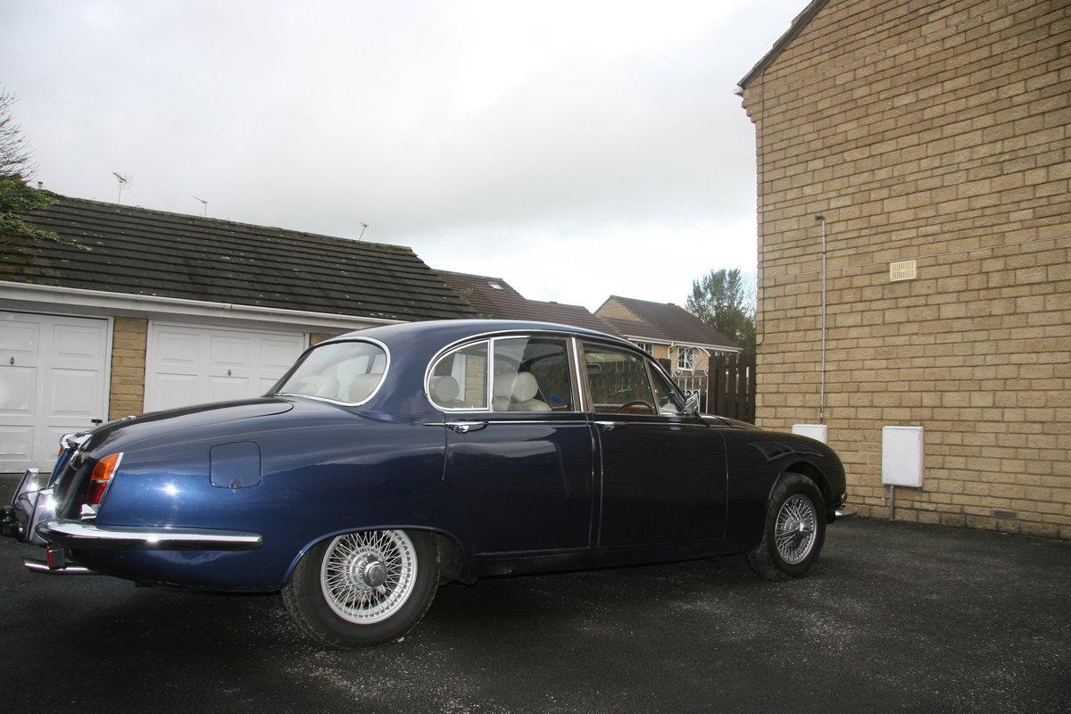 Jaguar S-Type 1964 3.8 MOD For Sale   Car And Classic