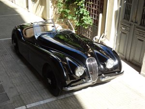Picture of 1950 Jaguar XK120 early alloy/steel body, fully restored