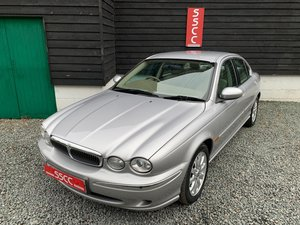 Picture of 2003 Jaguar X-Type SE 2.5 V6 Silver Auto 5dr 49,435 Miles 2 Owner For Sale
