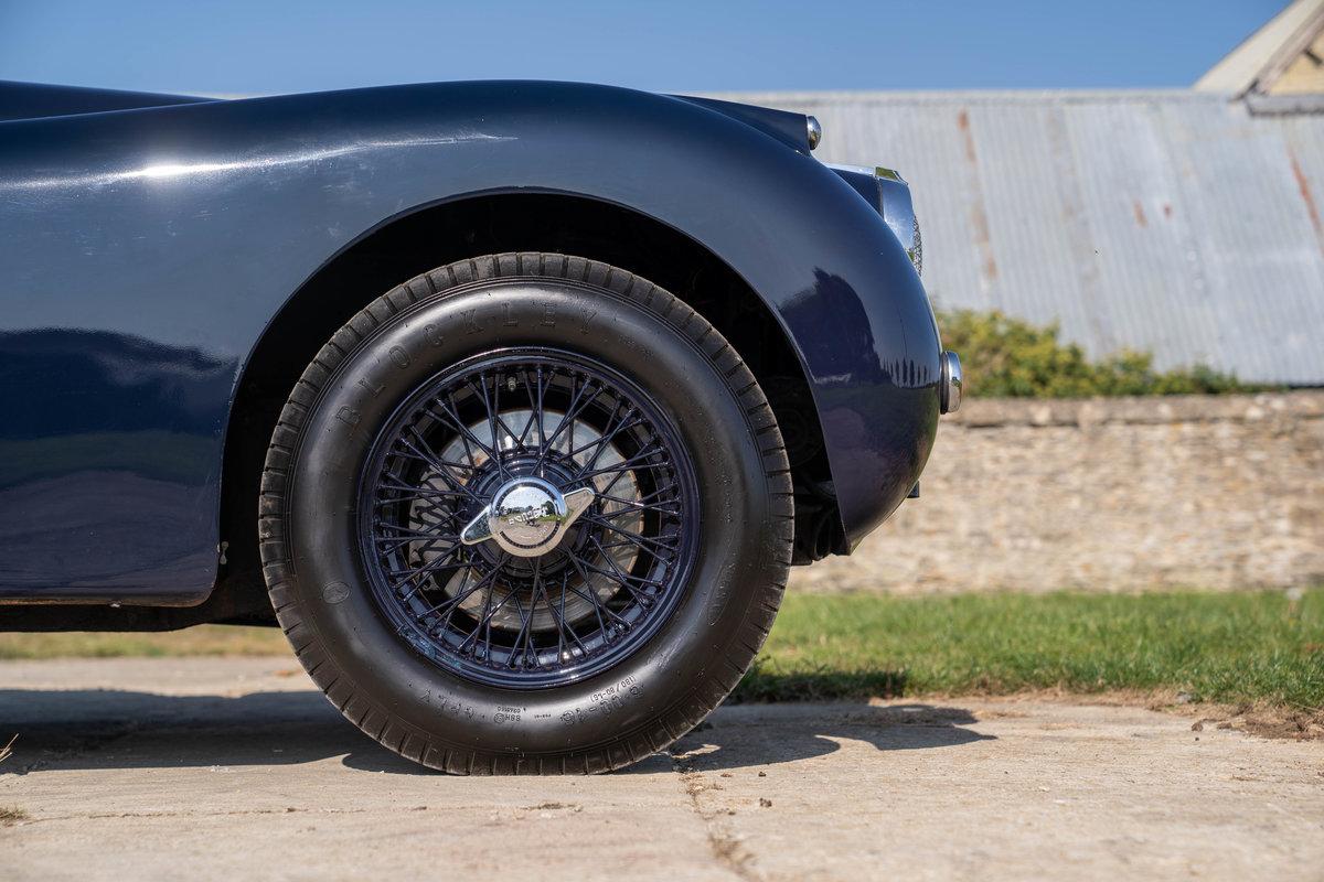 1955 Jaguar XK140 FHC - UK RHD SOLD | Car And Classic
