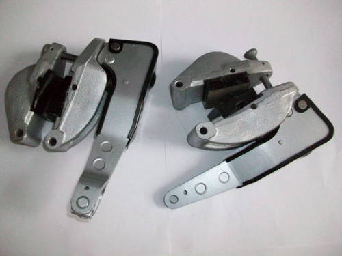 CLASSIC JAGUAR RECONDITIONED REAR HAND BRAKE CALIPERS  (picture 4 of 4)