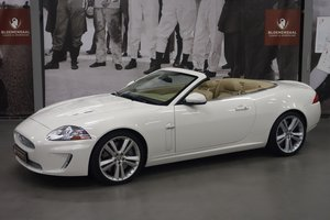 Picture of 2010 Jaguar XKR 5.0 V8 Supercharged Convertible For Sale