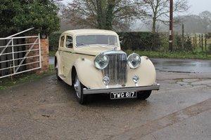 Picture of 1948 Jaguar MKIV 3.5 Saloon - Show standard, body off rebuild For Sale