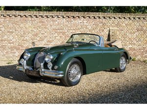 Picture of 1960 JAGUAR XK150 DHC BEAUTIFULLY RESTORED For Sale