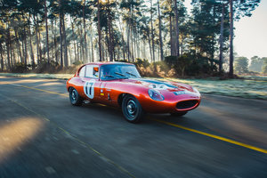 1967 Jaguar E-Type Race Recreation