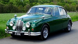 Picture of 1961 BEAUTIFUL JAGUAR MK2 3.8 FULLY RESTORED, PX WELCOME For Sale