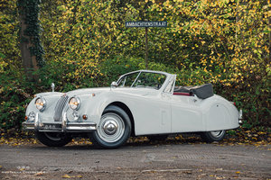 Picture of 1954 JAGUAR XK 140 Drophead Coupé, impressively restored For Sale