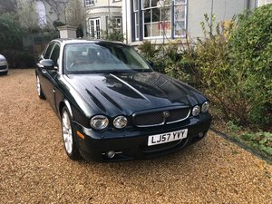 Picture of 2008 XJ 3.0 V6 Sovereign 37,000 Miles, Superb! For Sale