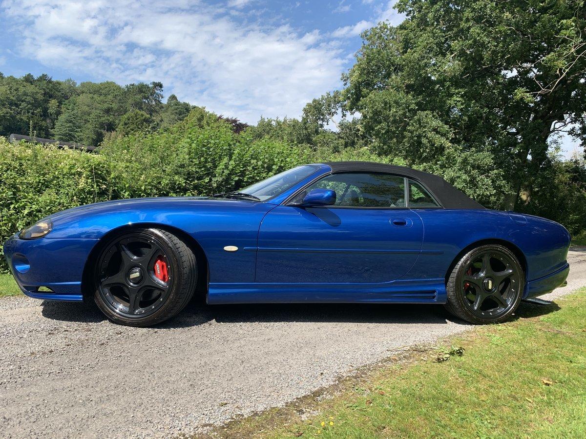 1998 Jaguar XK8 Convertible. Low Miles & Very Unique Car For Sale (picture 2 of 12)