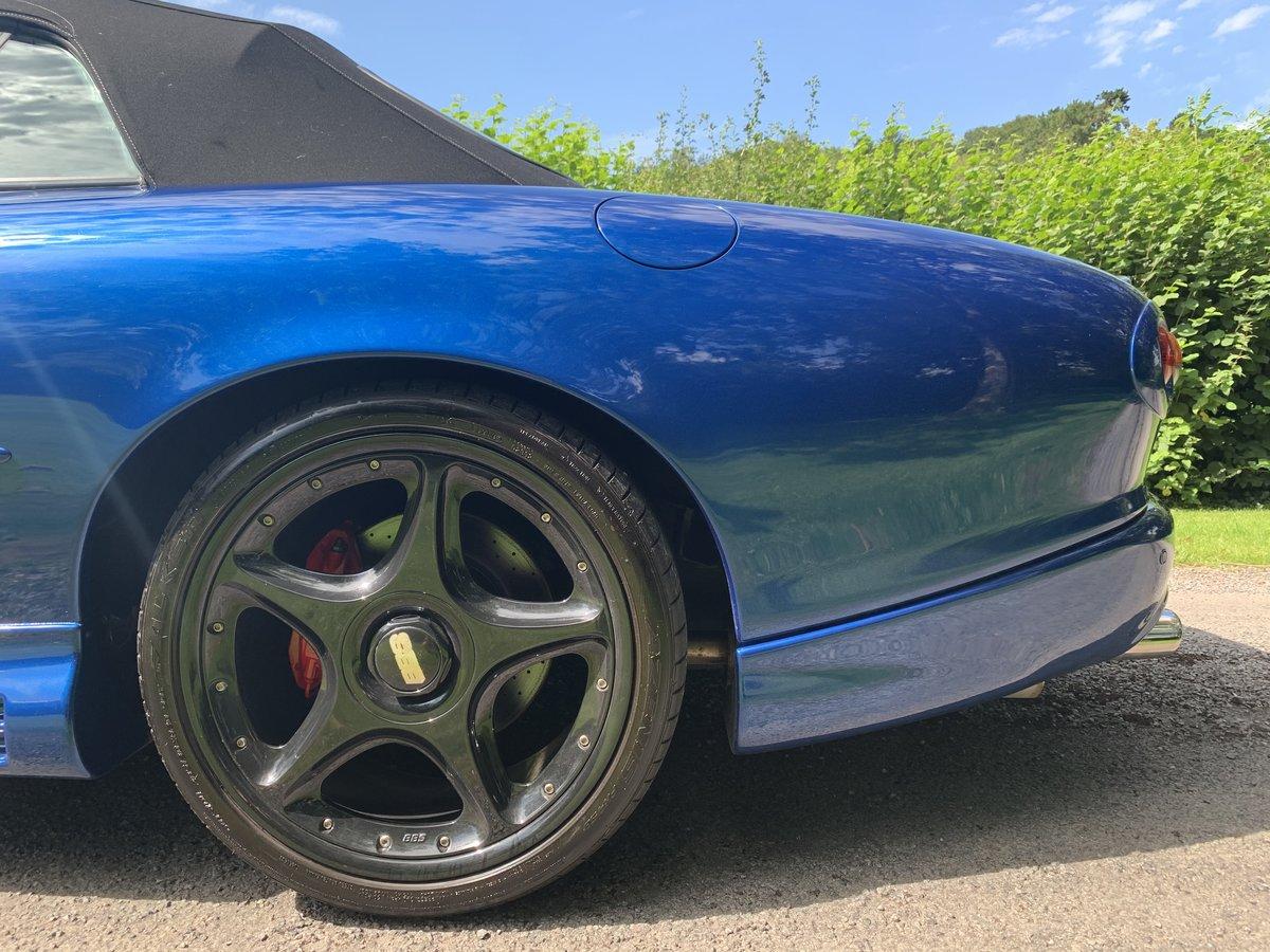1998 Jaguar XK8 Convertible. Low Miles & Very Unique Car For Sale (picture 5 of 12)