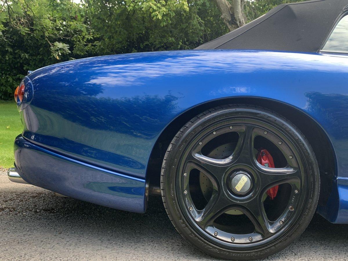 1998 Jaguar XK8 Convertible. Low Miles & Very Unique Car For Sale (picture 6 of 12)