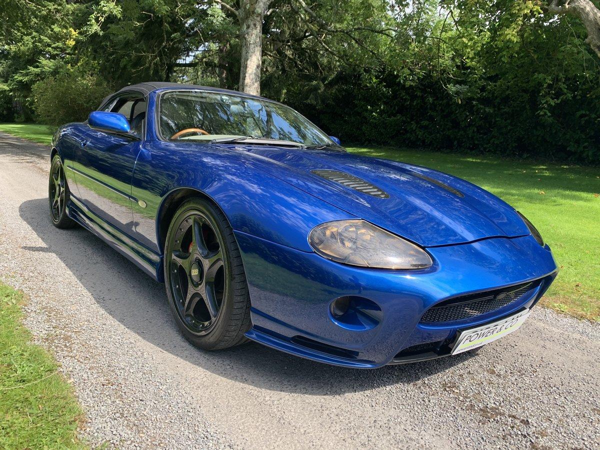 1998 Jaguar XK8 Convertible. Low Miles & Very Unique Car For Sale (picture 7 of 12)