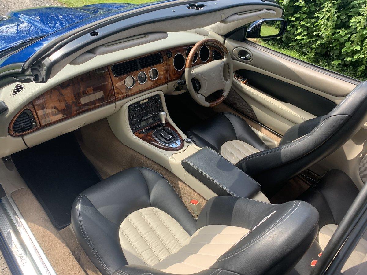 1998 Jaguar XK8 Convertible. Low Miles & Very Unique Car For Sale (picture 8 of 12)