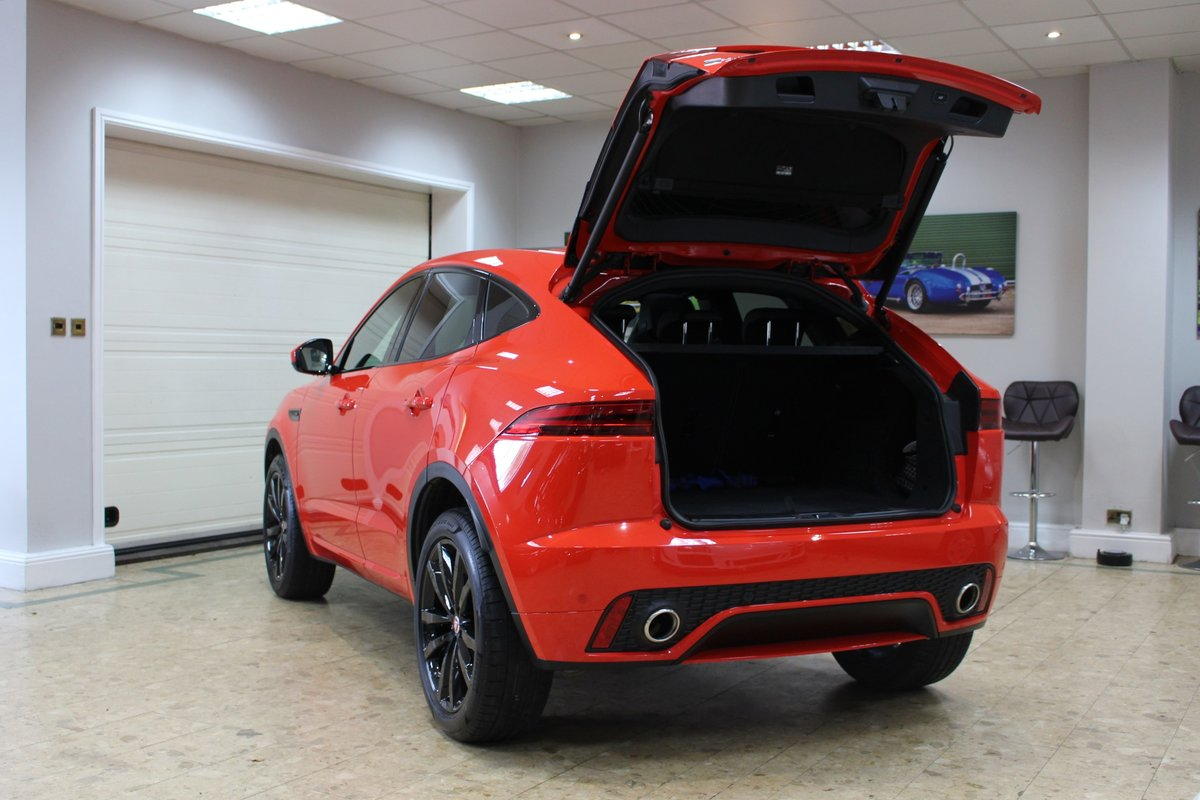 2019 Jaguar E-Pace D180 Chequered Flag R-Dynamic AWD Auto For Sale (picture 18 of 25)