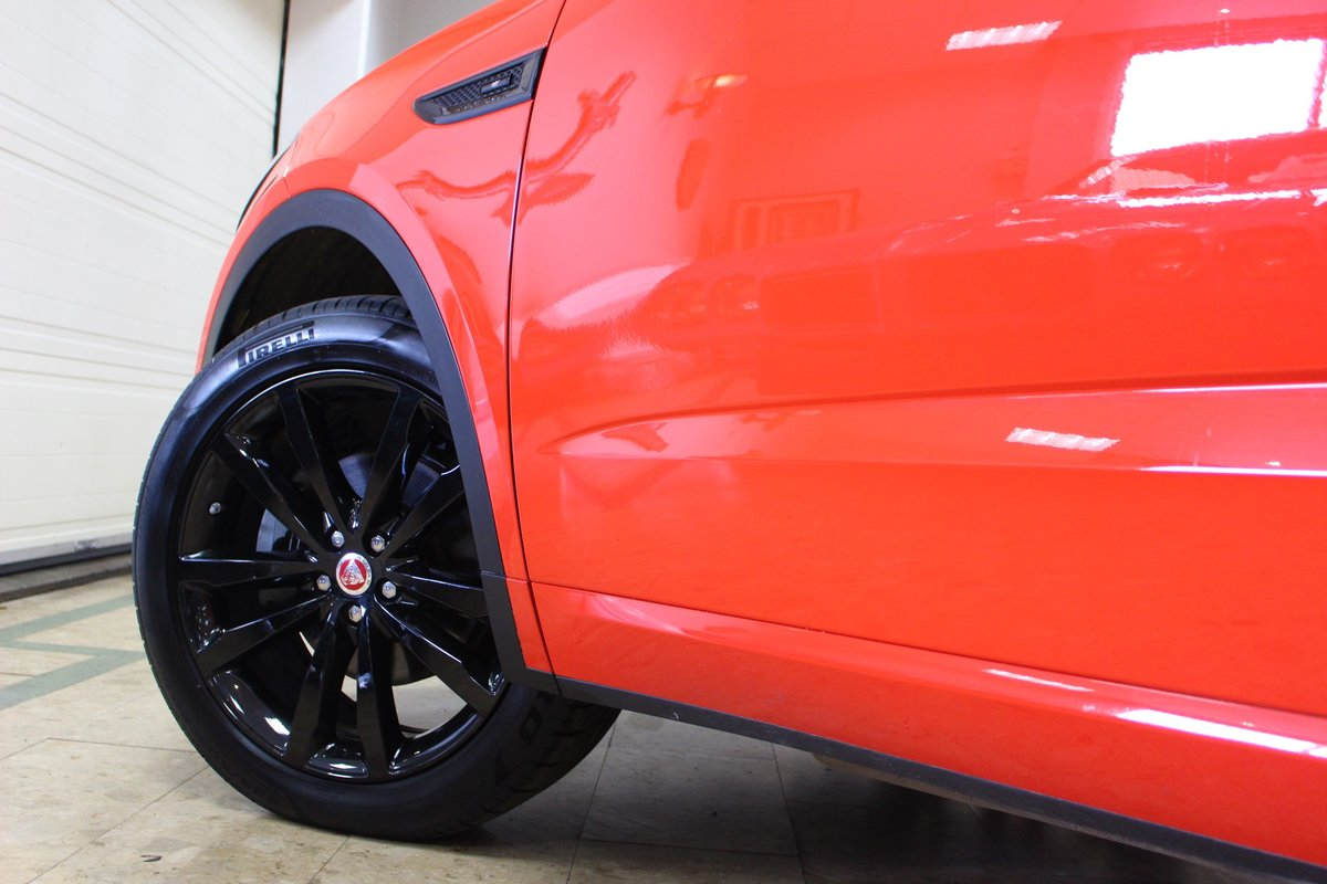 2019 Jaguar E-Pace D180 Chequered Flag R-Dynamic AWD Auto For Sale (picture 22 of 25)