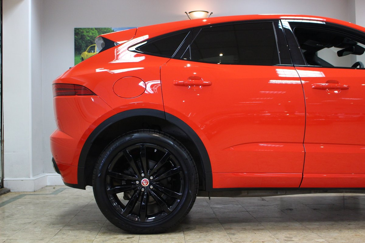 2019 Jaguar E-Pace D180 Chequered Flag R-Dynamic AWD Auto For Sale (picture 16 of 25)