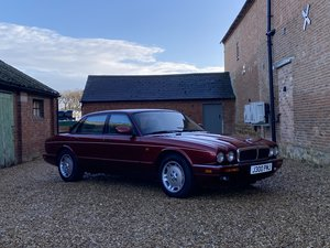 Picture of 1997 Jaguar XJ 3.2 Sport. Only 63,000 Miles From New For Sale