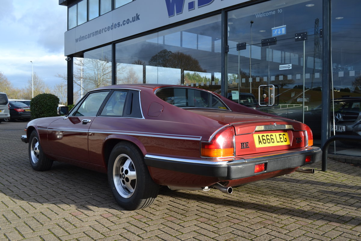 1983 Jaguar XJS 5.3 V12 HE For Sale | Car And Classic
