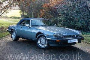 Picture of 1988 Jaguar XJS V12 Convertible Auto For Sale