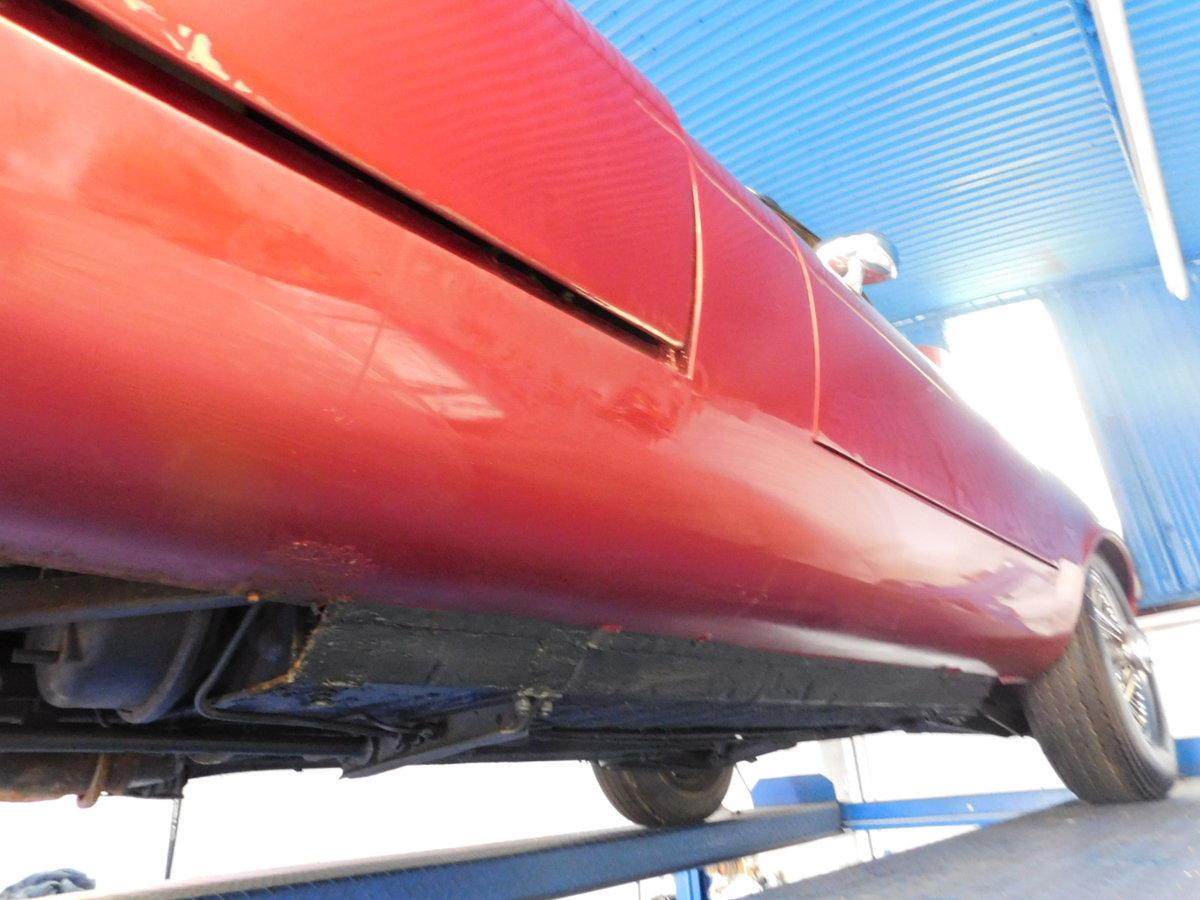 1974 JAGUAR E TYPE V12 ROADSTER For Sale (picture 19 of 25)